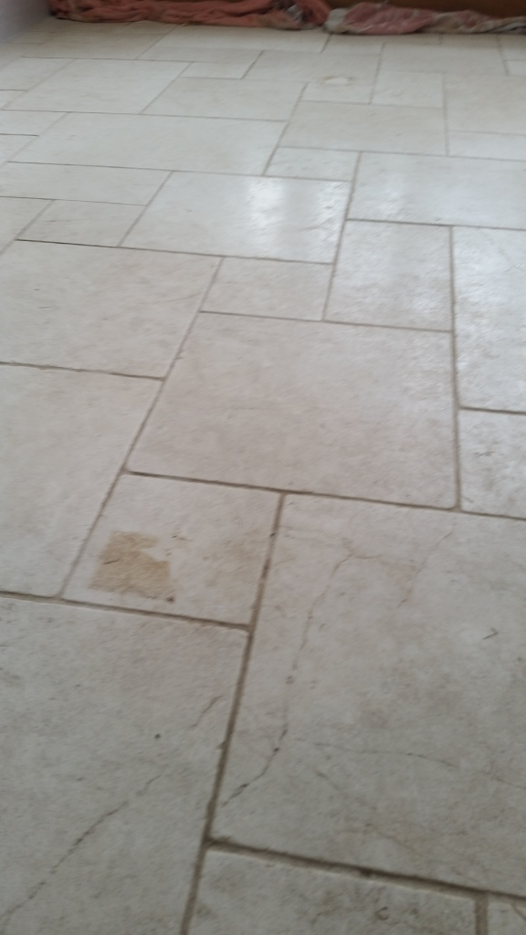 Repairing Cracks In Limestone Tiles Stone Cleaning And Polishing